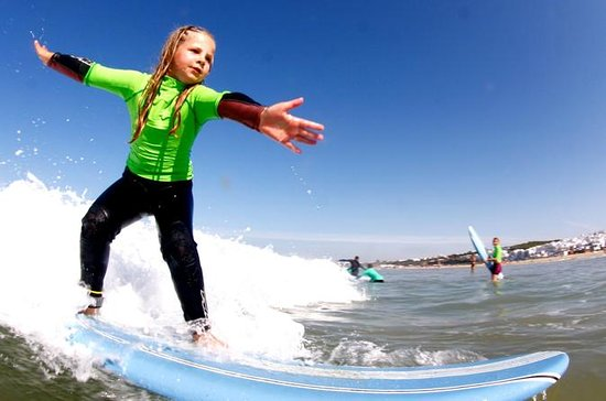 5 Days Surf Course for Kids in...