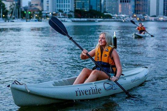 Saturday Night Brisbane Kayak Tour...