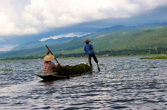 5-Day Bagan and Inle Lake Tour from...