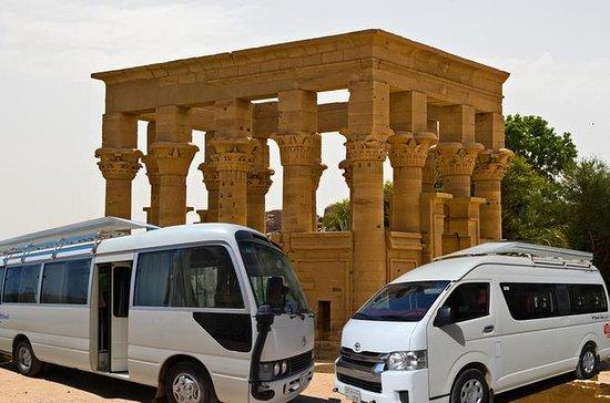 Traslado privado de Hurghada para...