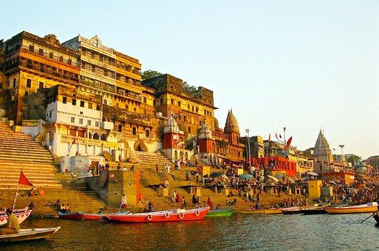 6-Day Private Delhi-Agra Tajmahal-Jaipur-Varanasi Ganges Tour from...
