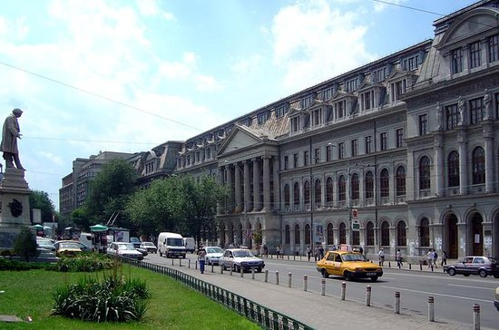 Private Tour of Bucharest's...