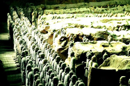Private Tour: Xi'an Highlight of