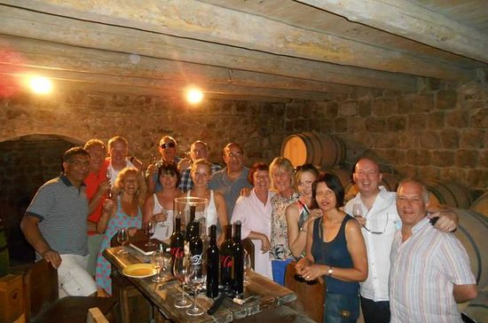 Classic Tour with Wine Tastings from...