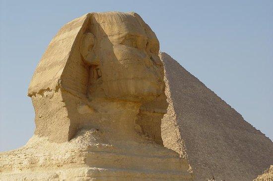 Full dagstur til Kairo fra Dahab med...