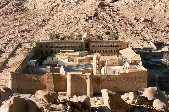 St Catherine Monastery Small Group ...
