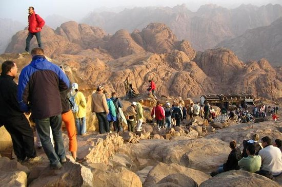 St Catherine Monastery and Mt Sinai