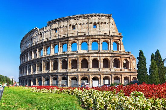 Colosseum and Gems of Rome Semi