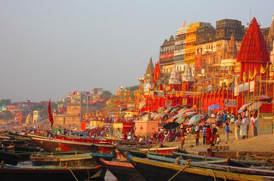 2-Night Delhi to Varanasi Tour from...