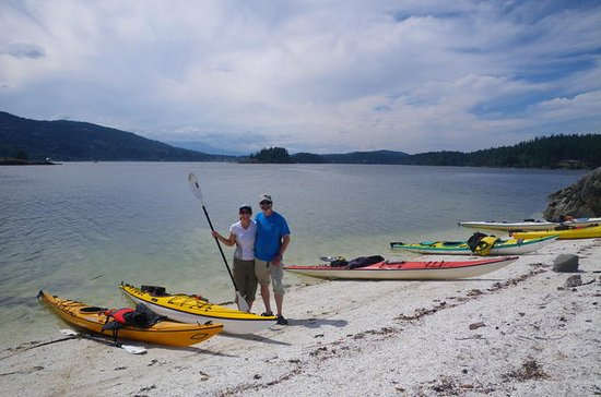 Gulf Islands Kayak and Seaplane ...