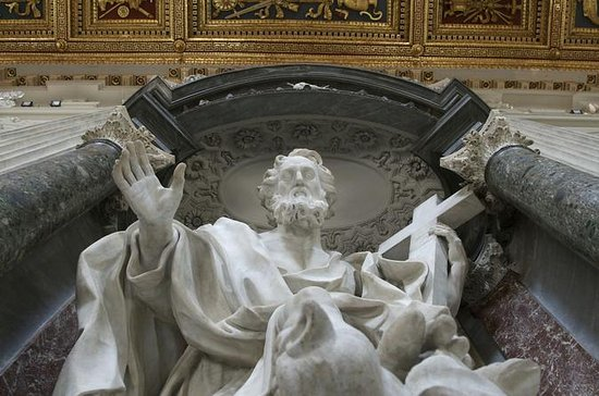 Full Day Tour: Vatican Museums, St...