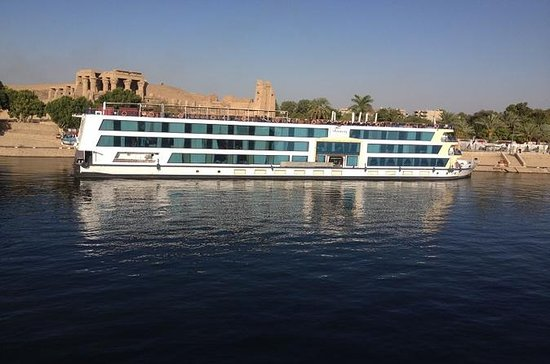 4-Day Nile Cruise from Aswan to Luxor...