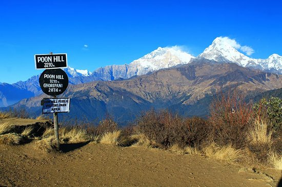 10-Night Trekking Tour Including...