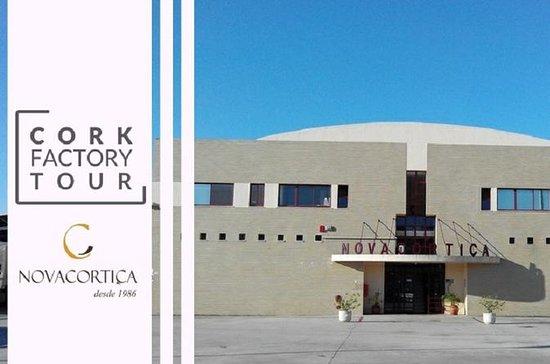 Cork Factory Tour