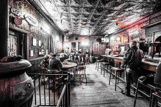 Haunted Lockdown at the Pioneer Saloon