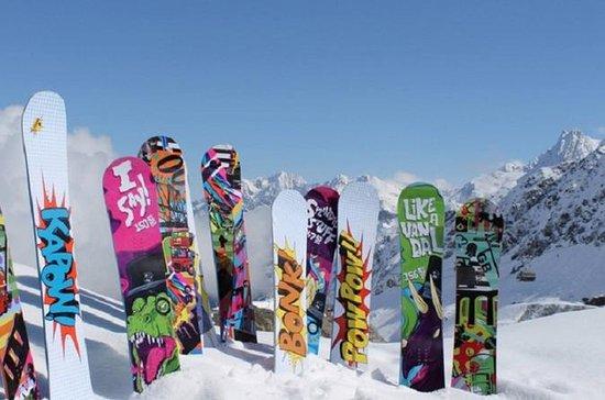 Whistler Premium Snowboard Rental...