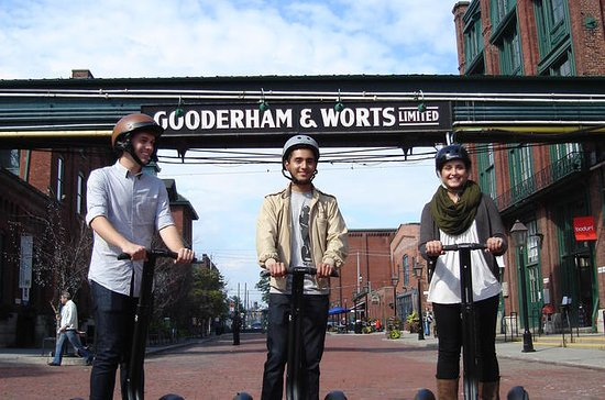 30-Minute Distillery District Segway Tour in Toronto provided by Go Tours Canada | Toronto, Ontario
