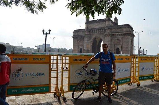 Small-Group Bike Tour of Mumbai