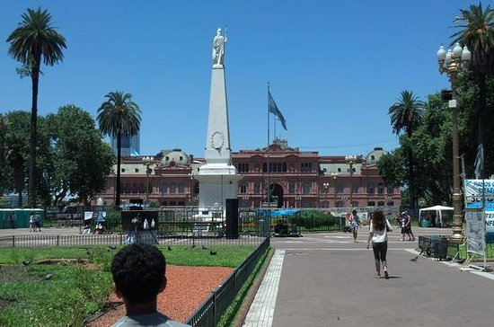 Buenos Aires Private City Tour med bil
