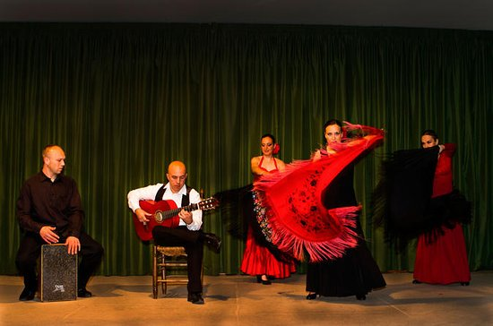 Madrid Flamenco Show with Evening ...