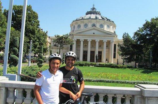 Visite guidée de Bucarest en vélo...