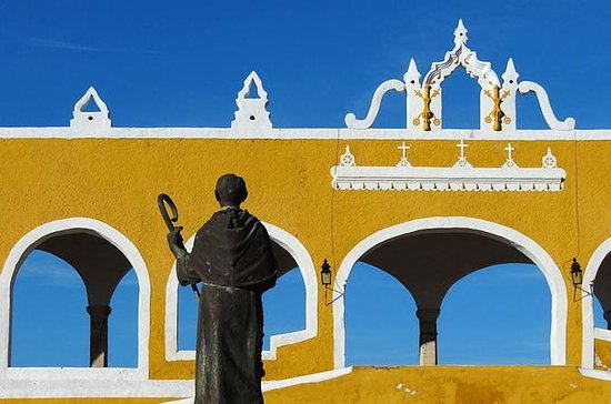 Izamal City Tour with Carriage Ride...