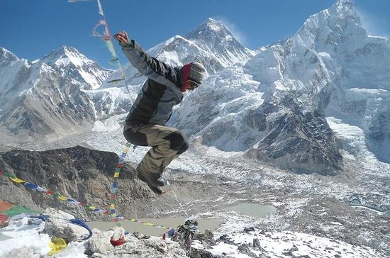 16-dages Everest Base Camp Luksus...