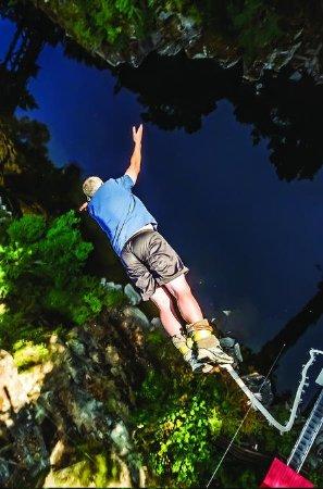 Nanaimo Bungy Jump