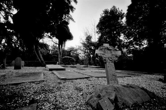 1.5-Hour Cemetery Ghost Hunt in