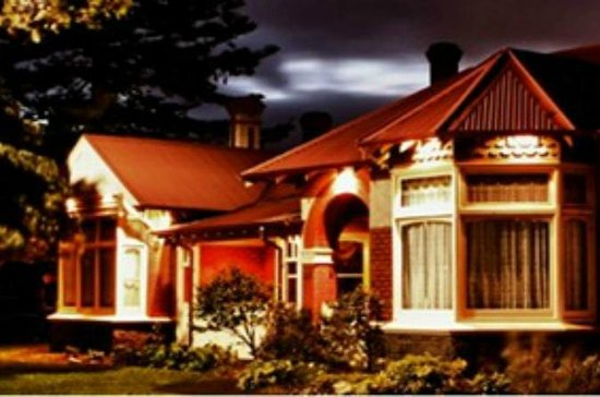 Gira de fantasmas de Altona Homestead