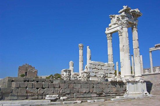 2 dag 1 natt Pergamon Akropolis, Troy...