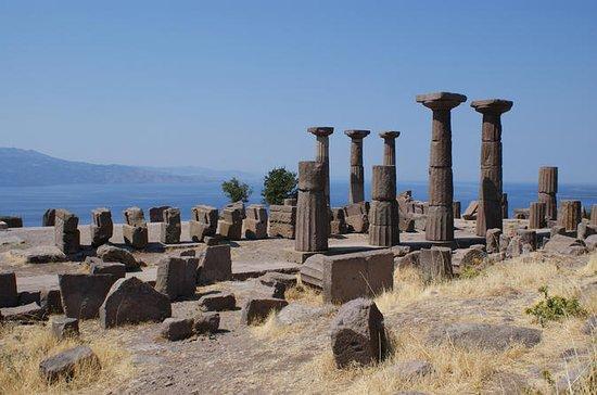Viagem de um dia a Assos e Behramkale...