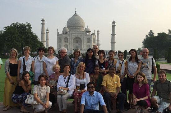 5-dagers Private Golden Triangle Tour...