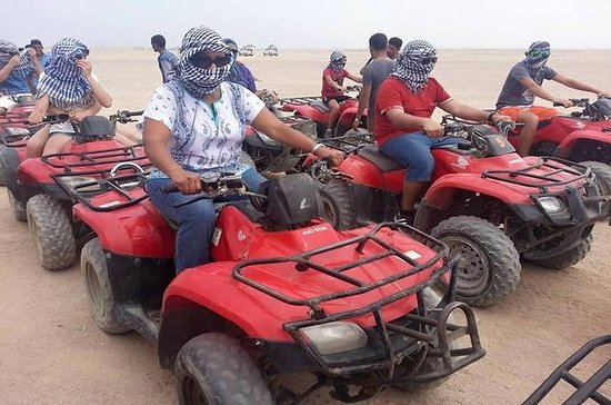 Hurghada Sunset y Quad Bike Desert...