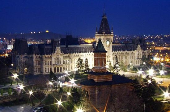 Full-Day Tour to Iasi from Chisinau