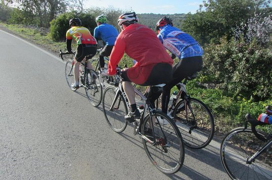 Albufeira Silves Road Bike Circuit