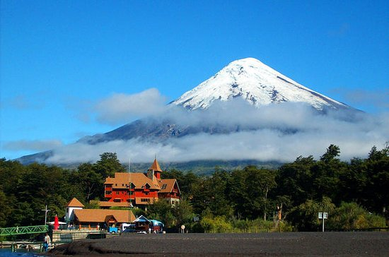 Shore Excursion: Osorno Volcano...