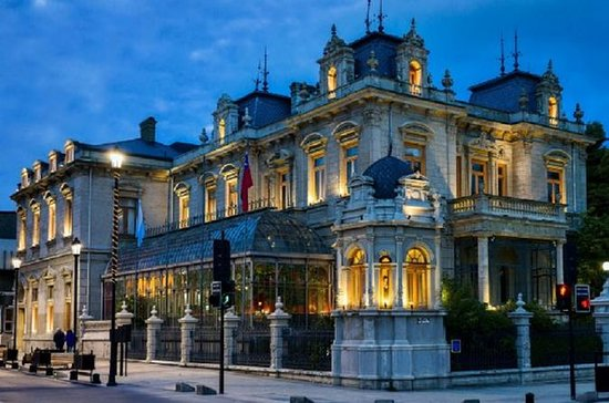Punta Arenas Historical Classic City
