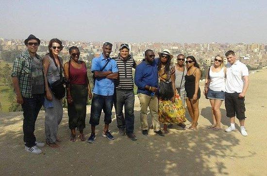 Full Day Tour in Giza Sakkara and...