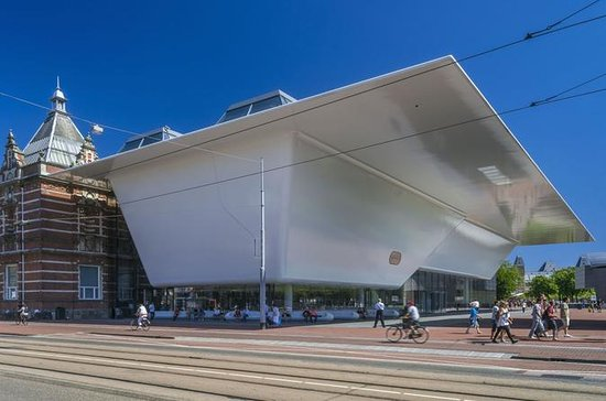 Entreebewijs Stedelijk Museum ...