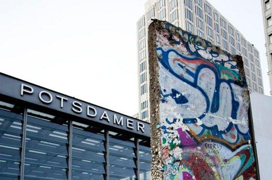 Tour privato a piedi del muro di Berlino con una guida esperta di