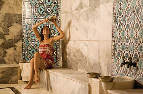 Marmaris Turkish Bath Hamam Experience