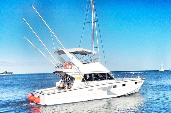 Deep Sea Fishing Trips in Mauritius