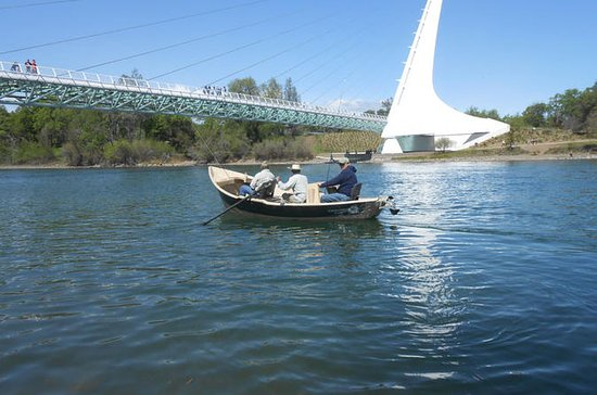 Guided Fishing Trip On The Sacramento River From Redding Provided By