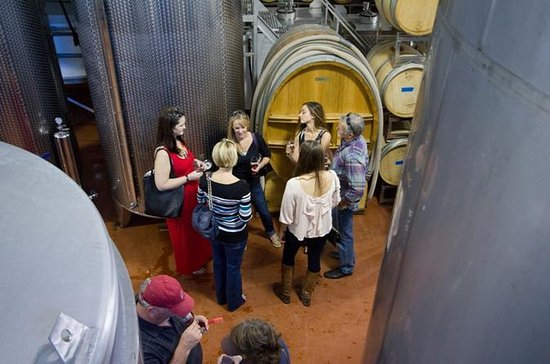 Wine Production Tour with Tasting