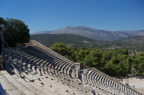Mycenae and Epidaurus Day Trip from...