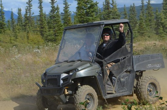 Alaskan Back Country côte à côte ATV...