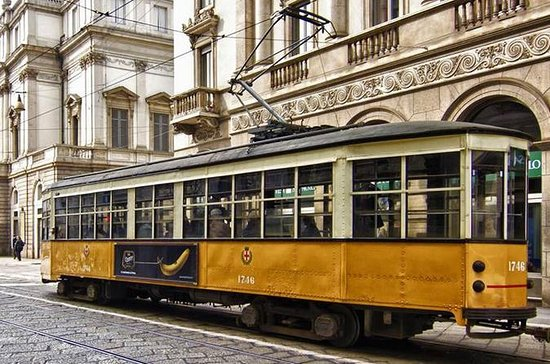 Milan City Tour by Historic Tram