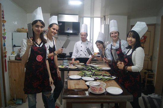 Vegetarian Cooking Class and Wet...