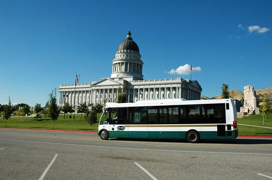 Salt Lake City Sightseeing Tour with...